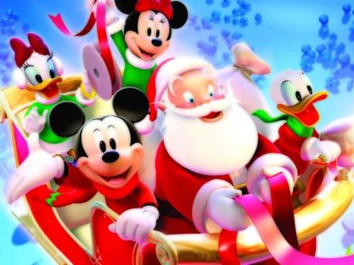 Imágenes de Navidad Disney