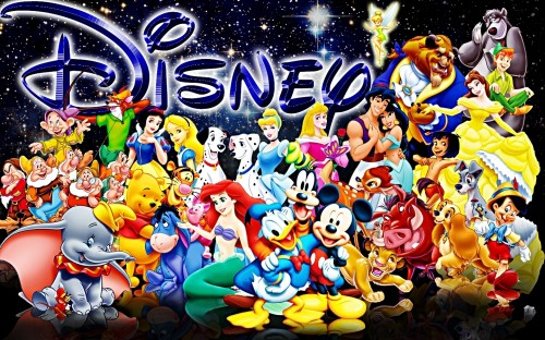 Walt Disney Characters Wallpaper walt disney characters 20639991 1440 900 e1354887946215 Imágenes tiernas de los personajes de Disney
