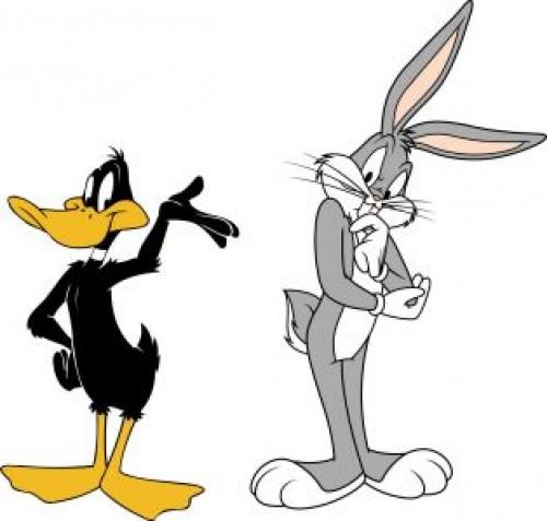 bugs-bunny-y-el-pato-lucas