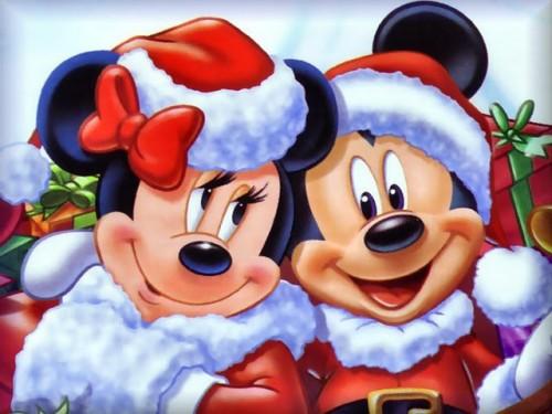 dibujosnavidaddisneyparaimprimir e1354376123909 Imágenes de Navidad Disney
