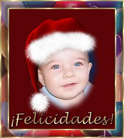 disfraz papa noel e1354982154472 Bebés disfrazados de Santa Claus