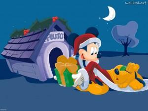 disney5 300x225 Imágenes de Navidad Disney