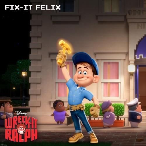 felix reparador ralph demoledor e1356614611504 Imágenes tiernas de Felix el reparador