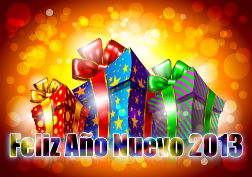feliz año nuevo 2013 imagenes con mensajes para compartir 2 e1356787865148 Imágenes de Feliz año nuevo 2013