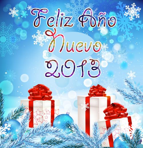 feliz año nuevo 2013 imagenes con mensajes para compartir 6 e1356787885346 Imágenes de Feliz año nuevo 2013