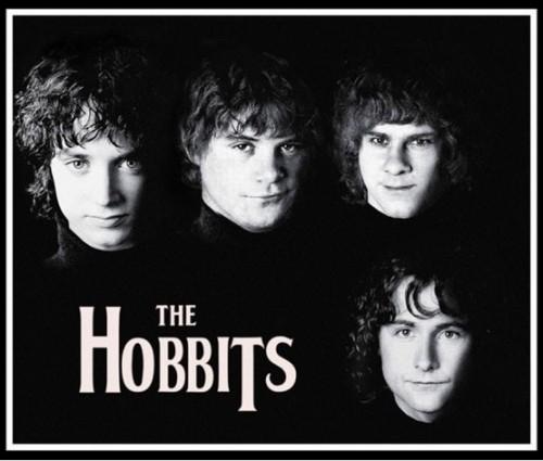 funny picture the hobbits e1356530201318 Imágenes bonitas de Hobbits