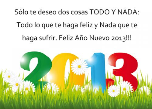 imagenes postales y tarjetas de año nuevo 2013 fondos y wallpapers 4 e1356789089135 Postales de Feliz año nuevo 2013