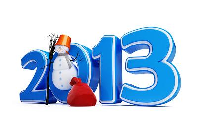 imagenes y fondos para el año nuevo 2013 10 Feliz año nuevo 2013 para todos