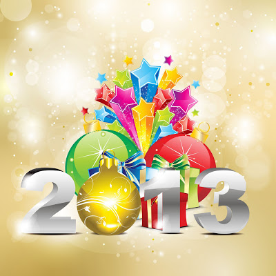 imagenes y fondos para el año nuevo 2013 2 Feliz año nuevo 2013 para todos