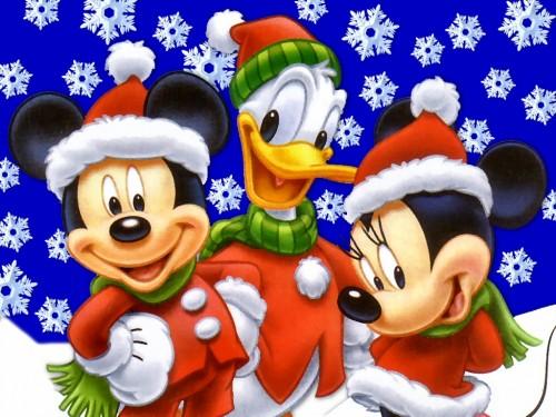 navidad disney e1354376254308 Imágenes de Navidad Disney