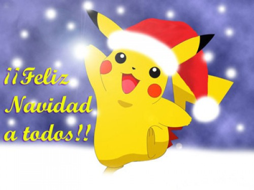 tarjet10 e1354378748867 Imágenes navideñas Animes