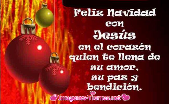 tarjeta Cristiana Feliz Navidad Tarjetas de Navidad