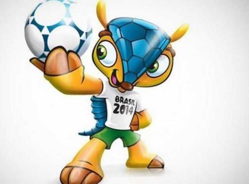 tatu bola brasil 2014 e1354992077541 Imágenes tiernas de Tatu bola