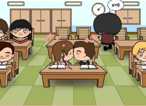 Amor de colegio | Imagenes Tiernas - Imagenes de Amor