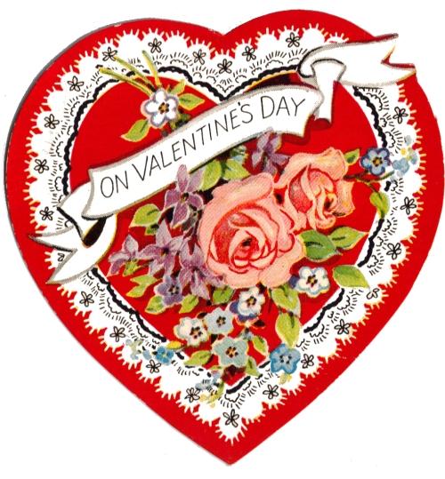 12 Corazones de San Valentín