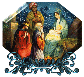 Animaciones Portal de Belen con Nieve Tres Reyes Magos 1 Los Reyes Magos   Melchor, Gaspar y Baltasar   6 de Enero 2013   125 imagenes