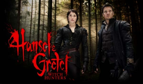 Hansel and Gretel Witch Hunters 2013 Official Trailer Imágenes de Hansel y Gretel