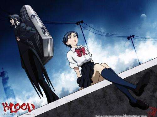 anime blood 75434 Imágenes de Blood +
