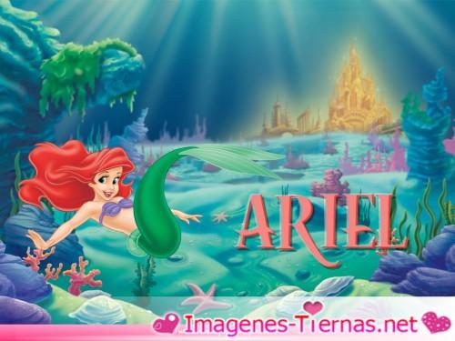 ariel e1359398101257 Imágenes Bonitas de Ariel la Sirenita