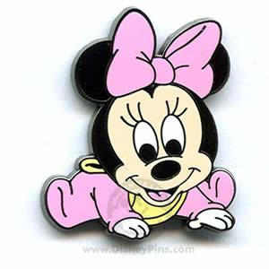 baby minnie 050206 Imágenes tiernas de Minnie bebé