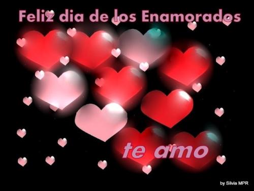 dia de los enamorados amor 1 corazones Feliz San Valentín   Día de los enamorados   14 de Febrero