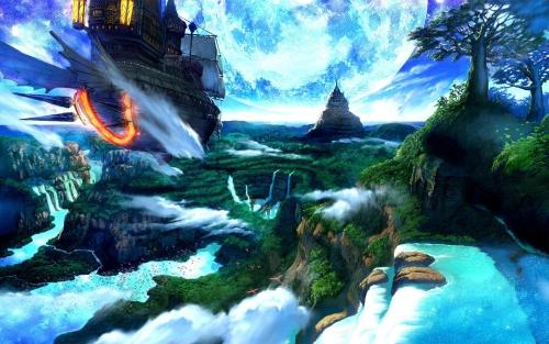 fantasia final Imágenes lindas de Fantasía en 3D