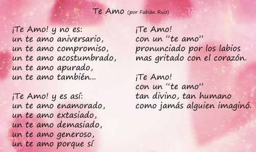 poema san valentin Imágenes de poemas para el día de San Valentín