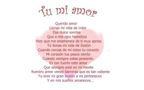 poemas Imágenes de poemas para el día de San Valentín