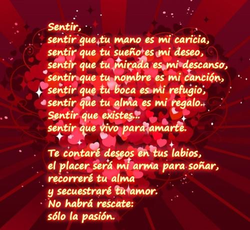 san valentin amor poema imagen Imágenes de poemas para el día de San Valentín