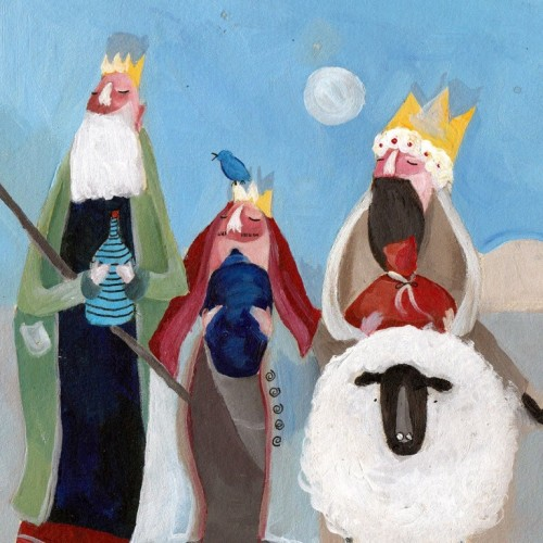 we three kings 500x500 Los Reyes Magos   Melchor, Gaspar y Baltasar   6 de Enero 2013   125 imagenes