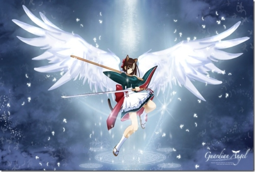 12853 1 other anime anime angels angels anime girls thumb3 Imágenes Bonitas de Ángeles Anime