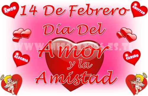 14 de febrero dia de san valentin dia del amor y la amistad1 Imágenes del día del amor y la amistad