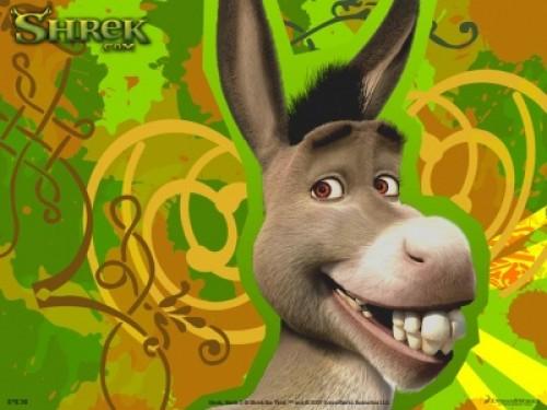 400 1181021386 donkey in shrek e1362020067397 Imágenes Tiernas del Burro de Shrek