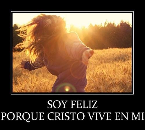 62033 soy feliz porque cristo vive en mi Soy feliz porque