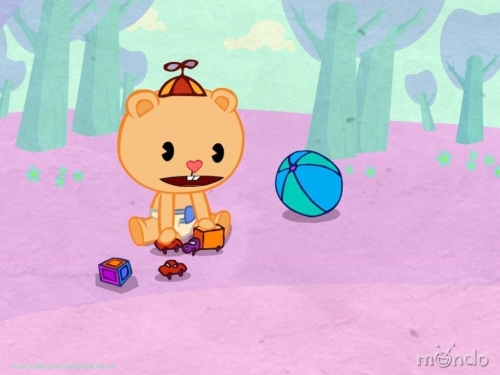 Happy Tree Friends 024 Imágenes de Happy Tree Friends