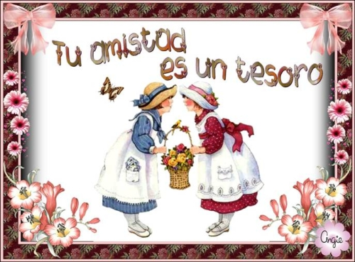 Imagen51 Tu Amistad es un Tesoro