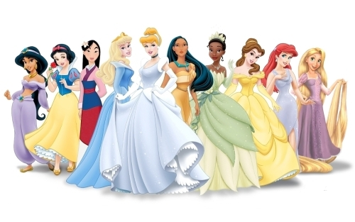 NEW Princess Lineup Rapunzel disney princess 13513453 1280 800 Imágenes tiernas de personajes de Disney