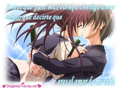 amor anime tu1 Postales Anime de Amor