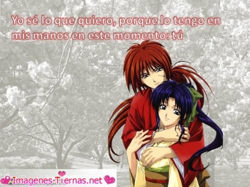 amor anime x1 Postales Anime de Amor