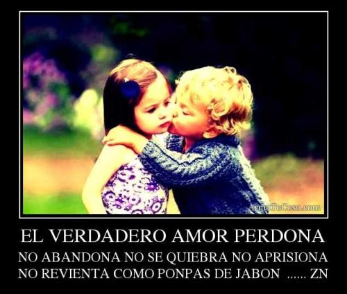 armatucoso el verdadero amor perdona 326668 El Verdadero Amor Perdona