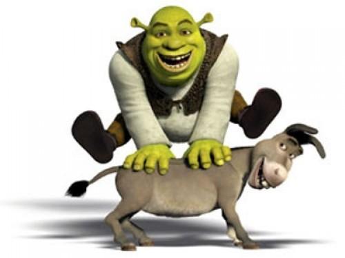 burro 1 e1362020135434 Imágenes Tiernas del Burro de Shrek