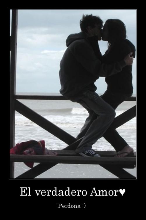 desmotivaciones.mx El verdadero Amor Perdona  133098345348 El Verdadero Amor Perdona
