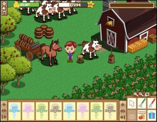 farmville 1 Imágenes Bonitas de Farmville