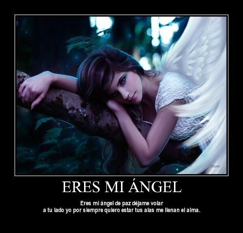 jdfhfn Eres mi Ángel