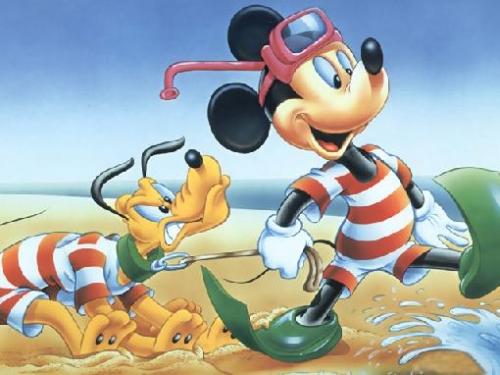 los simpaticos personajes de disney 13105 Imágenes tiernas de personajes de Disney