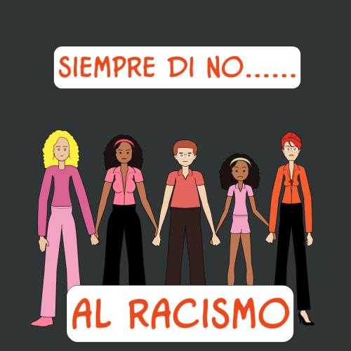 rs0m9f6jhe1563jp Di No al Racismo