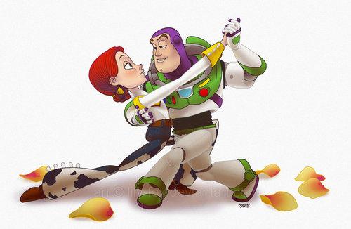 tumblr l8rbluANxr1qbo7f6o1 500 Imágenes Románticas de Buzz Lightyear y Jessie