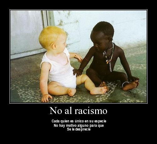tumblr llgee166uV1qgqp2to1 500 large Di No al Racismo