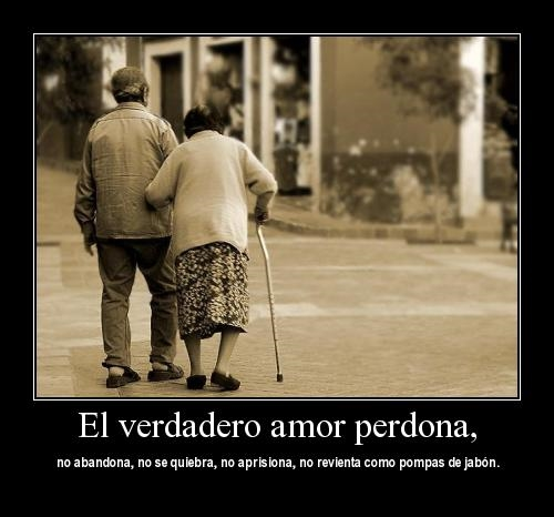 verdadero amor El Verdadero Amor Perdona