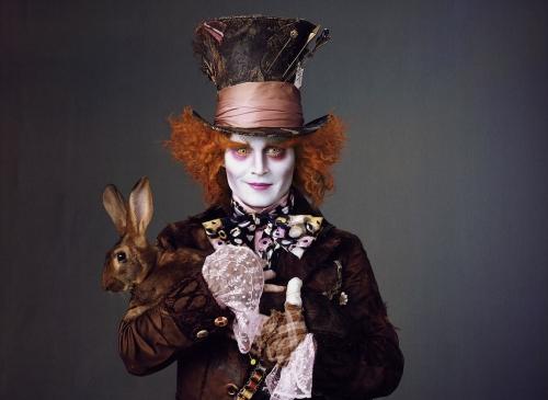 Johnny Depp Mad Hatter Imágenes del Sombrerero Loco